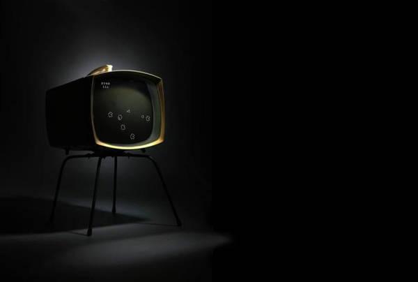 Television Program Digital Art - Friday Night by Monday Beam