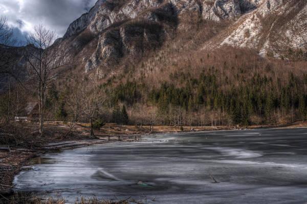 Photograph - Frozen Lake by Ivan Slosar