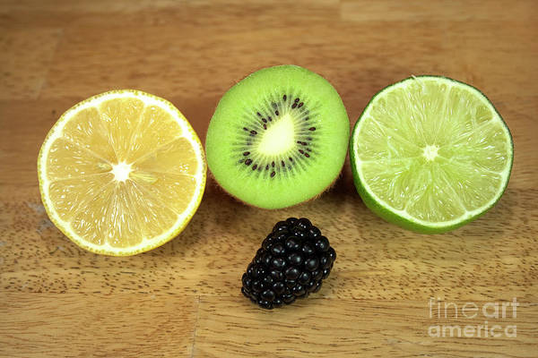 Photograph - Fruit Mix by Michael Waters