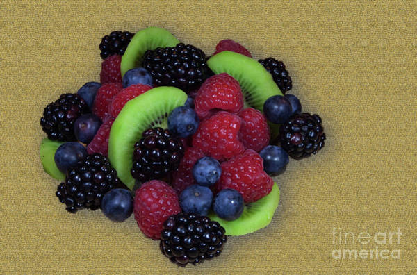 Photograph - Fruity Mix by Michael Waters