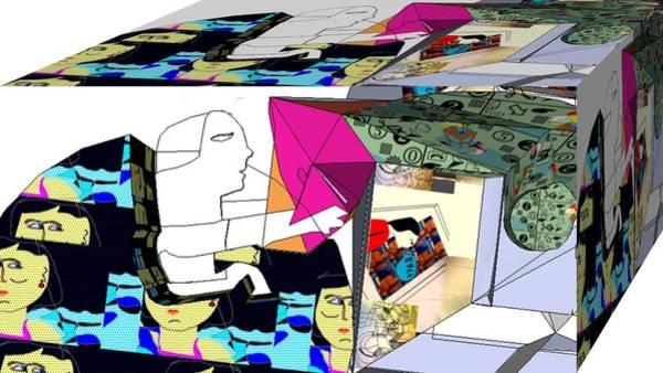 Digital Art - Fun by Ana Johnson