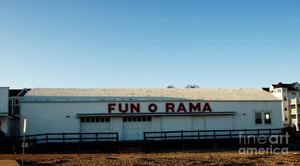 Photograph - Fun O Rama by Mary Capriole