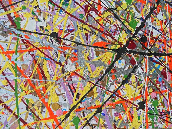 Painting - Fyr Art Work 3 by Cyryn Fyrcyd