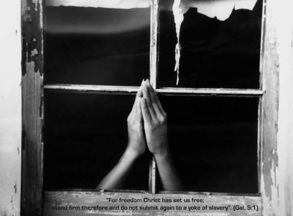 Photograph - Galatians 5 1 by Emanuel Tanjala