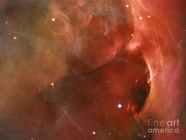 Photograph - Galaxy Formation by Nasa