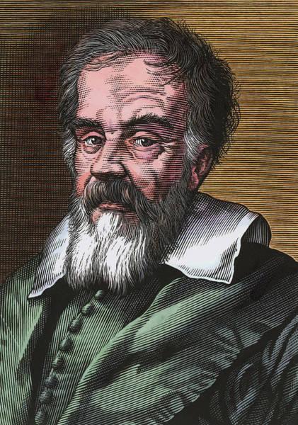 Dialogue Photograph - Galileo Galilei, Italian Astronomer by Bill Sanderson