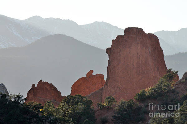 Photograph - Garden Of The Gods by Cheryl McClure