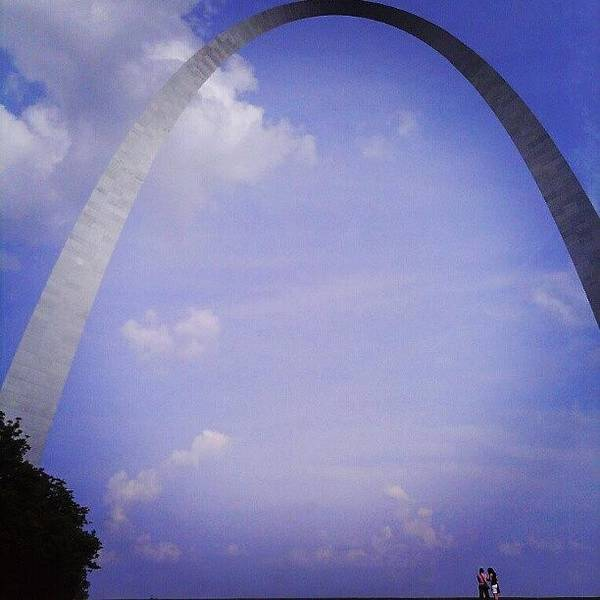 Wall Art - Photograph - Gateway To The West by Anna Beasley