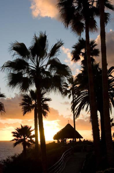 Photograph - Gazebo At Sunset by Cliff Wassmann