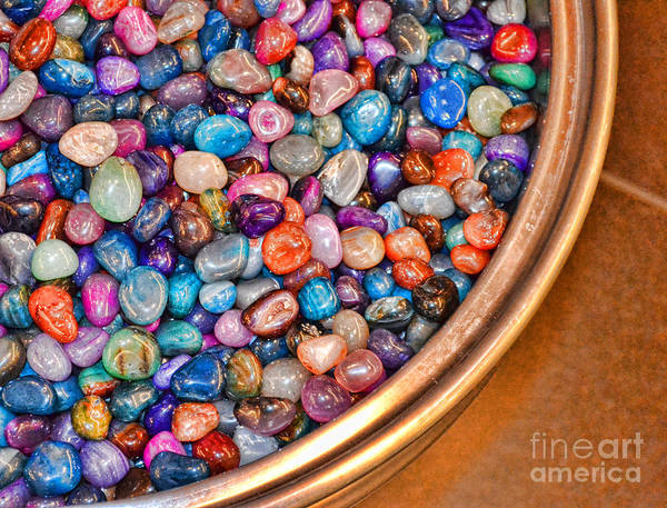 Photograph - Gems by Traci Cottingham