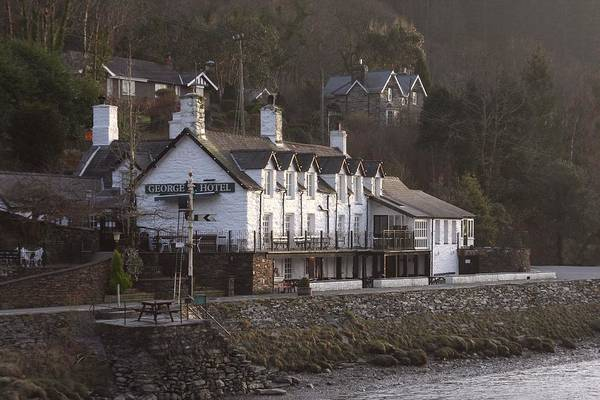Barmouth Photograph - George IIi by Ed Lukas