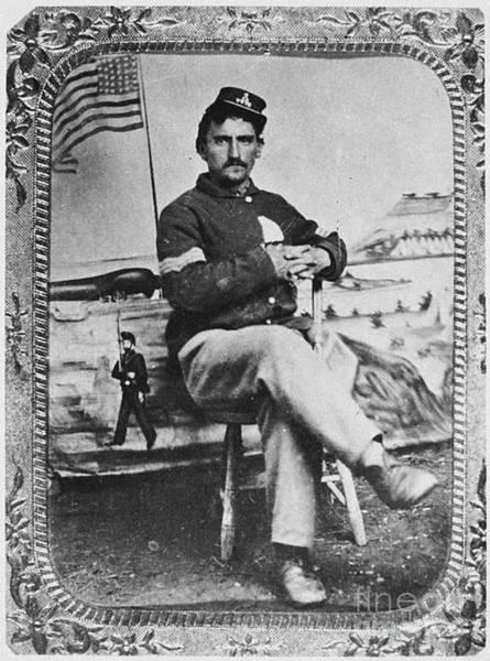 Photograph - George W. Whitman by Granger