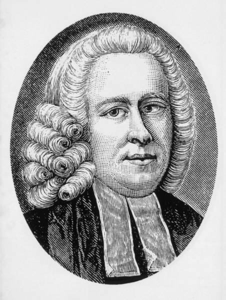 Wall Art - Photograph - George Whitefield 1714-1770 by Everett
