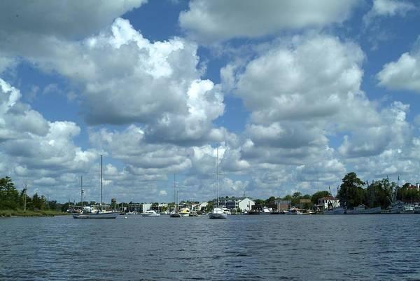 Photograph - Georgetown Harbor by Ralph Jones