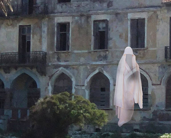 Digital Art - Ghost  by Eric Kempson