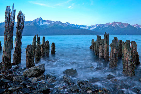 Photograph - Ghost Pier No. 2 by Adam Pender