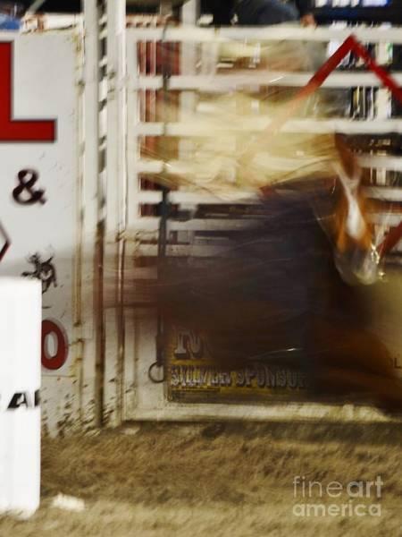 Prca Wall Art - Photograph - Ghost Racer by Lynda Dawson-Youngclaus