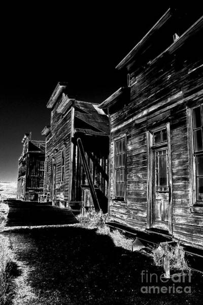 Photograph - Ghost Town by Paul W Faust -  Impressions of Light