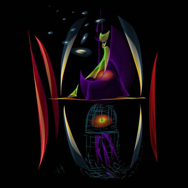 Ghoul Digital Art - Ghoul In My Head by Hayrettin Karaerkek