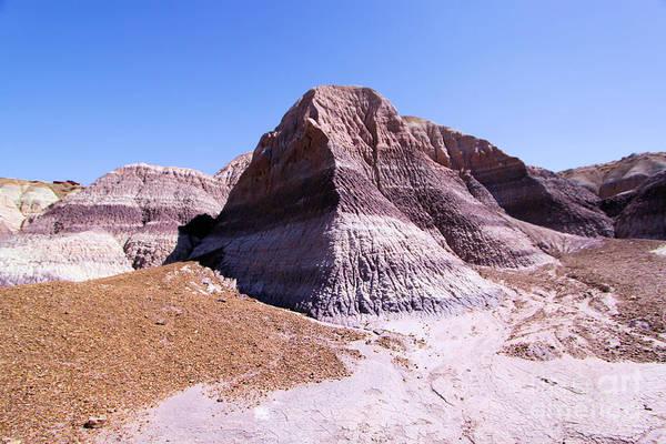 Photograph - Giant Purple Mountain by Adam Jewell