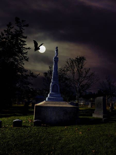 Napanee Photograph - Gibbard Grave by John Herzog