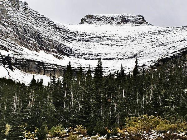 Photograph - Glacier Park Bowlrock by Susan Kinney