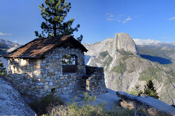Photograph - Glacier Point View Of Yosemite by Pierre Leclerc Photography