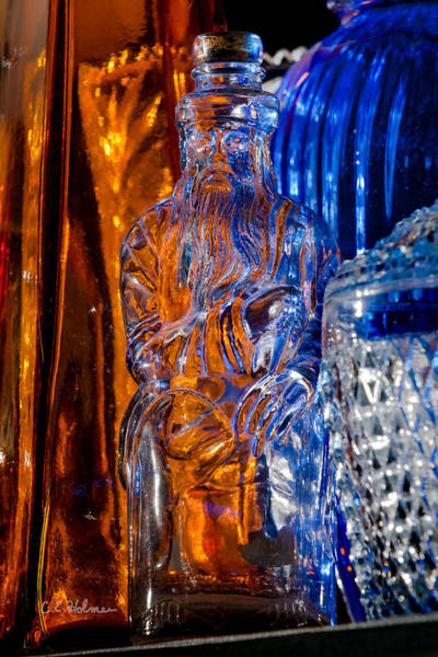 Photograph - Glass Ghost by Christopher Holmes