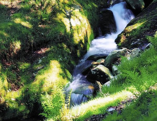 Horizontally Photograph - Glendalough, Co Wicklow, Ireland by The Irish Image Collection