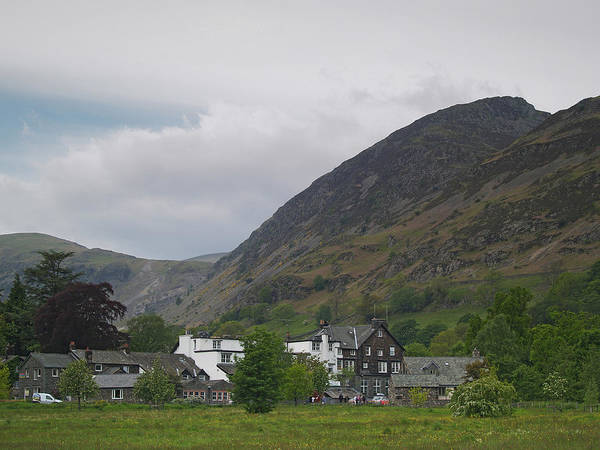Glenridding Wall Art - Photograph - Glenridding by Steve Watson