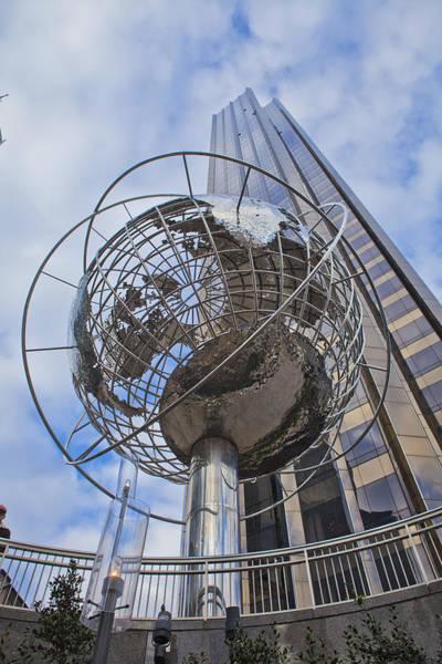 Photograph - Globe by Theodore Jones