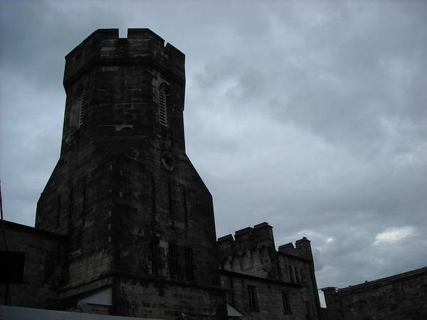 Photograph - Gloom Turret by Christophe Ennis