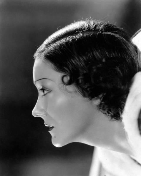 Gloria Swanson Photograph - Gloria Swanson, C. 1934. Photo by Everett