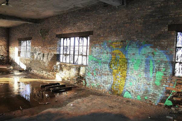 Photograph - Glowing Graffiti by Scott Hovind