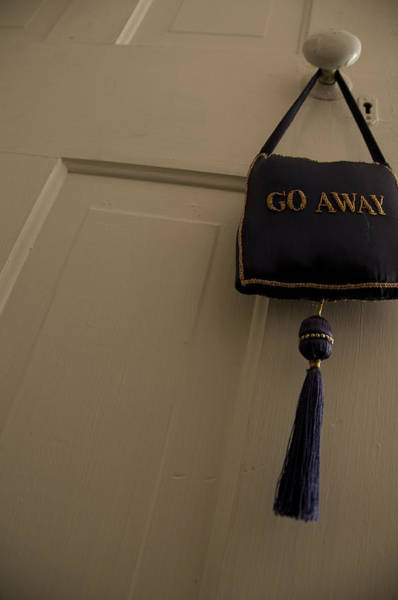 Photograph - Go Away by Jason Turuc