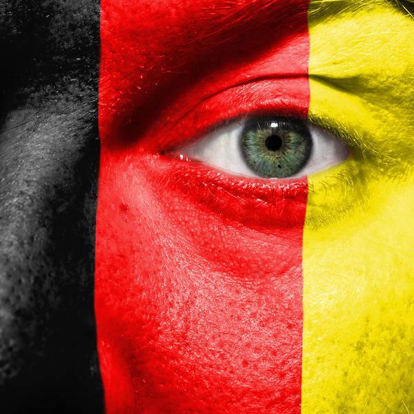 Wall Art - Photograph - Go Belgium by Semmick Photo