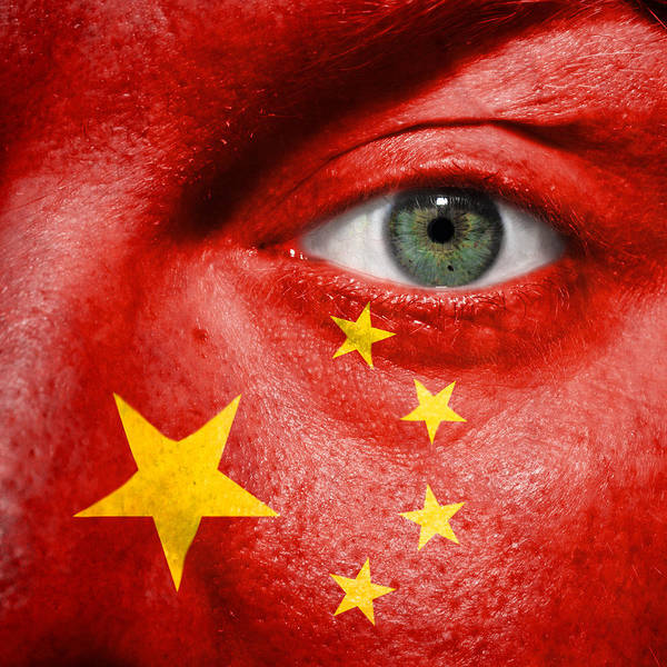 Worldcup Photograph - Go China by Semmick Photo