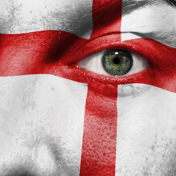 Wall Art - Photograph - Go England by Semmick Photo