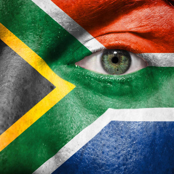 Worldcup Photograph - Go South Africa by Semmick Photo