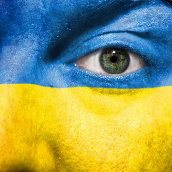Wall Art - Photograph - Go Ukraine by Semmick Photo