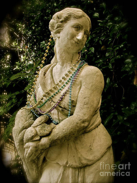 Wall Art - Photograph - Goddess Of The Bayou by Laura Brightwood