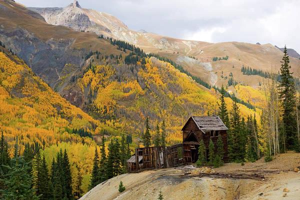 Photograph - Gold Mine by Steve Stuller