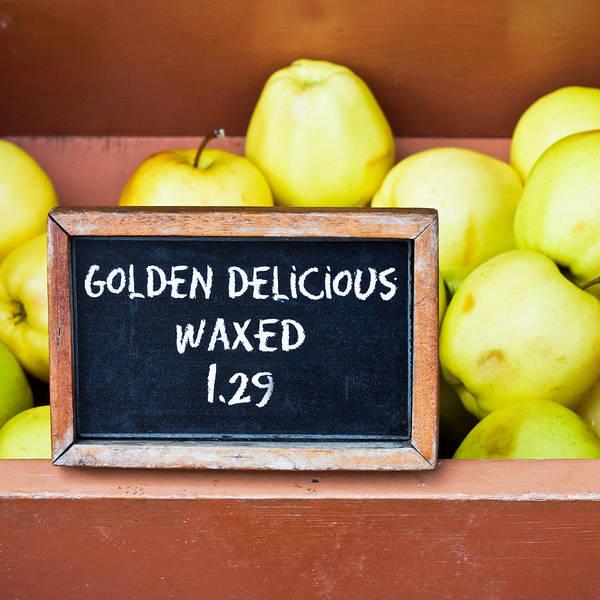 Golden Delicious Wall Art - Photograph - Golden Delciious by Tom Gowanlock