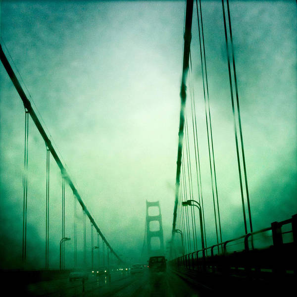 Photograph - Golden Gate 2 by Brian Kirchner