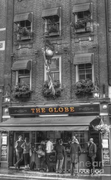 Photograph - Golden Globe by David Birchall