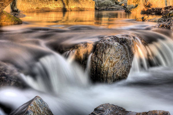 Chesapeake And Ohio Wall Art - Photograph - Golden Pond by JC Findley