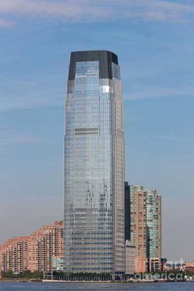 Photograph - Goldman Sachs Tower I by Clarence Holmes