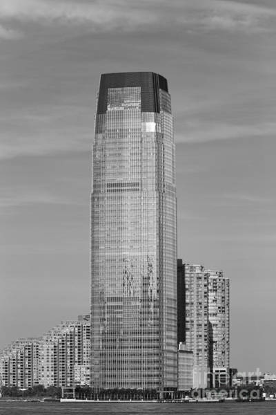 Photograph - Goldman Sachs Tower II by Clarence Holmes