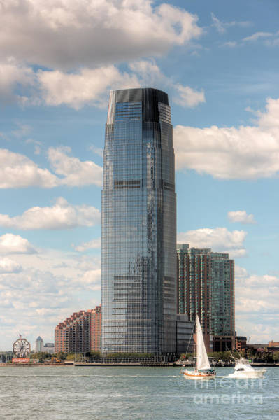 Photograph - Goldman Sachs Tower IIi by Clarence Holmes