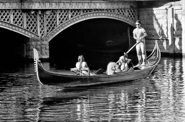 Photograph - Gondola by Okan YILMAZ